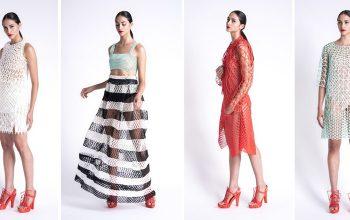 Impressão 3D na moda